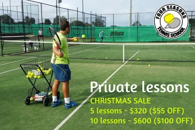 Private Lessons Sale Dec 2018