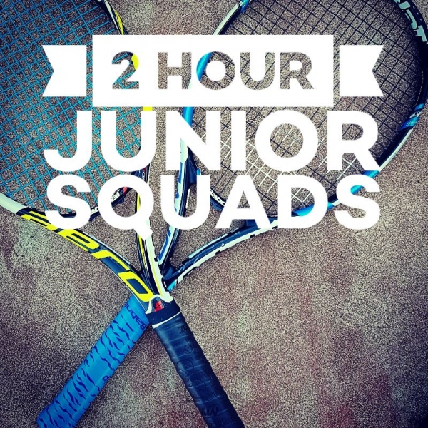 2-Hour Junior Squads